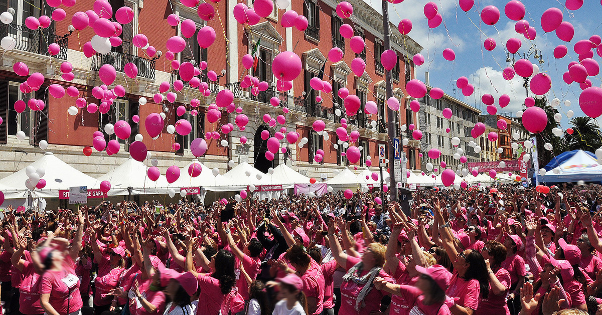 Ladisa partner di Race for the Cure Bari